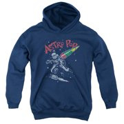 Astro Pop Space Joust Big Boys Pullover Hoodie