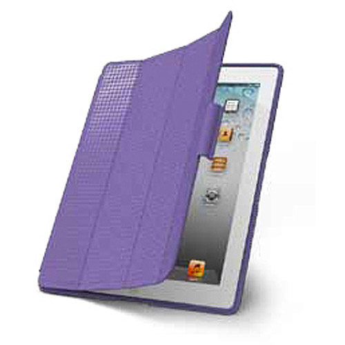 PixelSkin HD Wrap for the new iPad - Grape