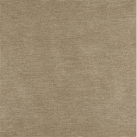 Designer Fabrics C176 54 in. Wide Tan Soft Luxurious Microfiber Velvet Upholstery (Soft As Velvet)