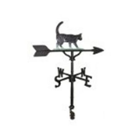 200 Series 32 In. Color Cat Weathervane