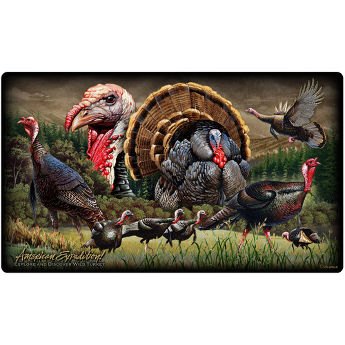 American Expedition Turkey Cutting Board