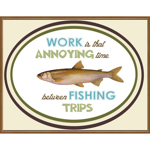 Fishing Quote I