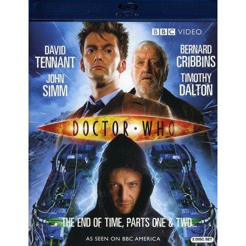 Doctor Who: The End Of Time - Part One & Two (Blu-ray) (Widescreen)