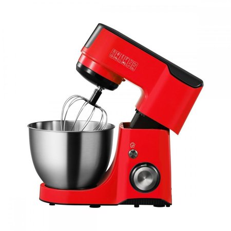 Comfee 4.75Qt 7-In-1 Multi Functions Tilt-Head ABS Housing Stand Mixer With SUS Mixing Bowl. 4 Outlets With 7 Speeds & Pulse Control And 15 Minutes Timer Planetary Mixer