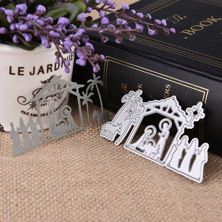 Girl12Queen Worship Ceremony Metal Cutting Die DIY Album Paper Crafts Embossing Stencil