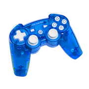 PDP Rock Candy PS3 Wireless Controller, Blueberry Boom, PL6432BL