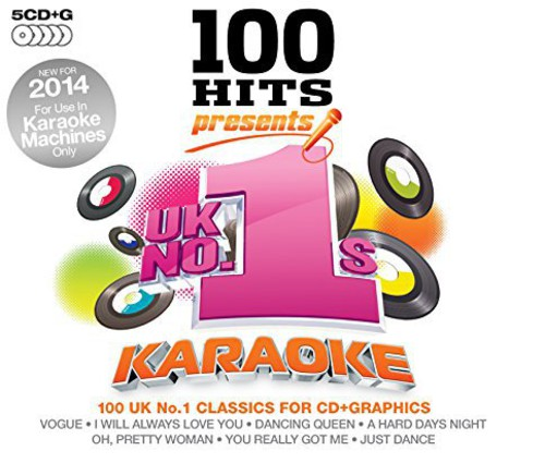 100 Hits Presents-Uk No.1's Karaoke 100 Hits Presents-Uk No.1's Karaoke [CD] by