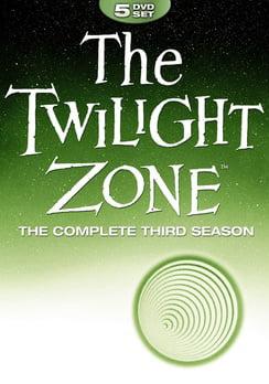 The Twilight Zone: Season 3 (DVD) by Paramount Home Entertainment
