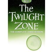 The Twilight Zone: Season 3 (DVD) by Paramount