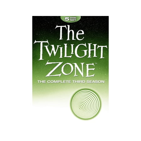 The Twilight Zone: Season 3 (DVD)