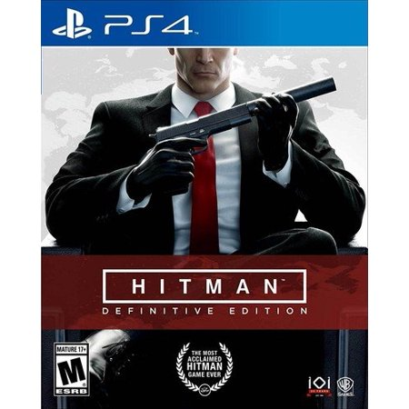 Hitman Definitive Edition Ps4  - image 1 of 1