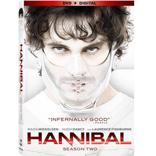 Hannibal: Season Two (DVD + Digital Copy) (Widescreen)
