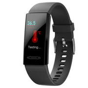 Fitness Tracker,IP68 Waterproof Versa Fitness Tracke with Heart Rate Monitor,Fitness Tracker with Pedometer,Waterproof and Dustproof Blood Pressure Smart Watch