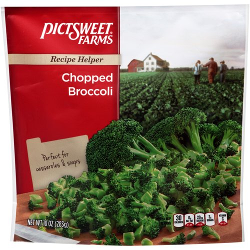 Pictsweet Chopped Broccoli, 10 oz