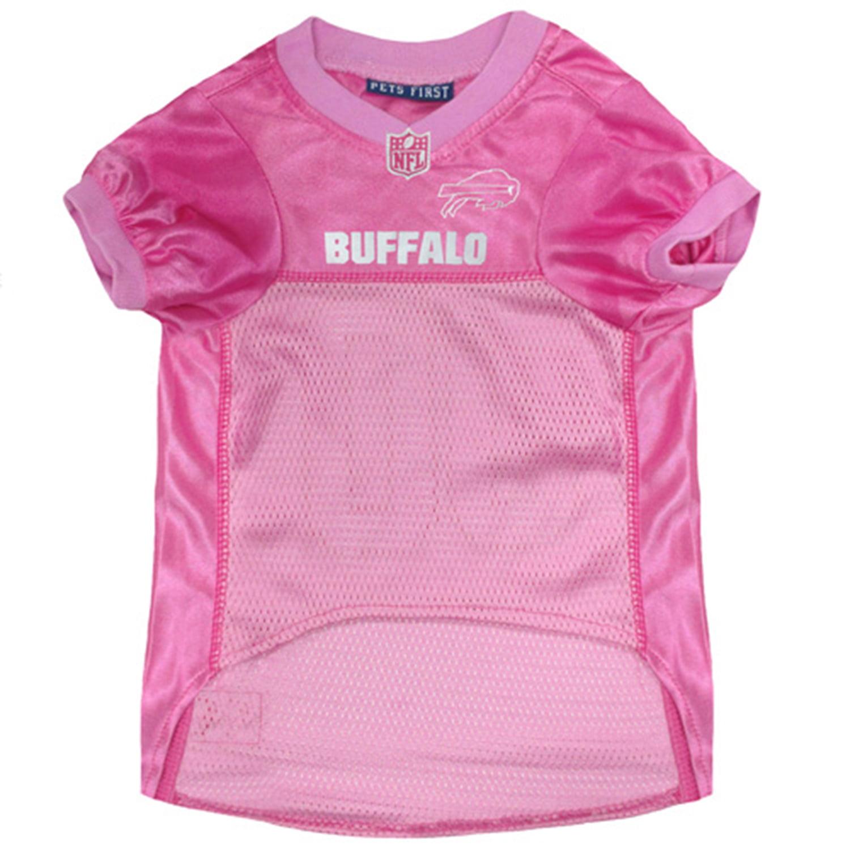 pink bills jersey