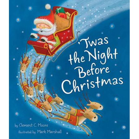 Twas the Night Before Christmas - Night Before Halloween Book