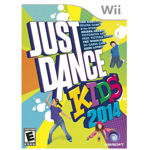 Just Dance Kids 2014 (Wii) - Pre-Owned