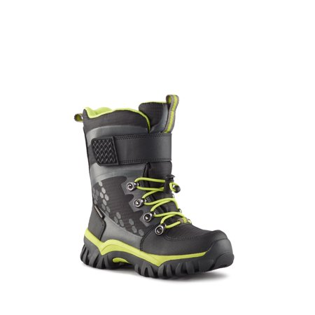 Cougar Youth Turbo Pull On Boot in Black, 5 US - image 3 de 5