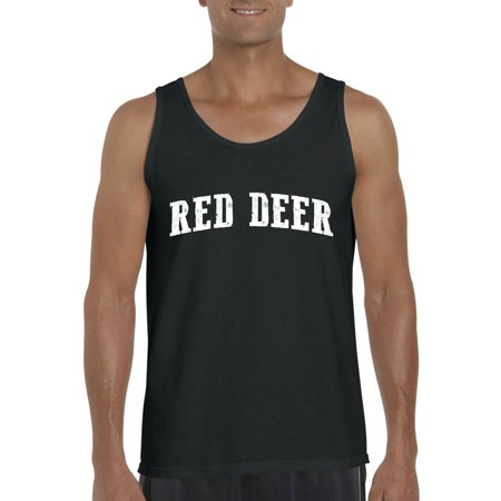 Canada Tank Top Red Deer Alberta  Artix Mens - Walmart Red Deer Alberta
