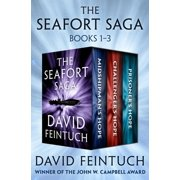 The Seafort Saga Books 1–3 - eBook