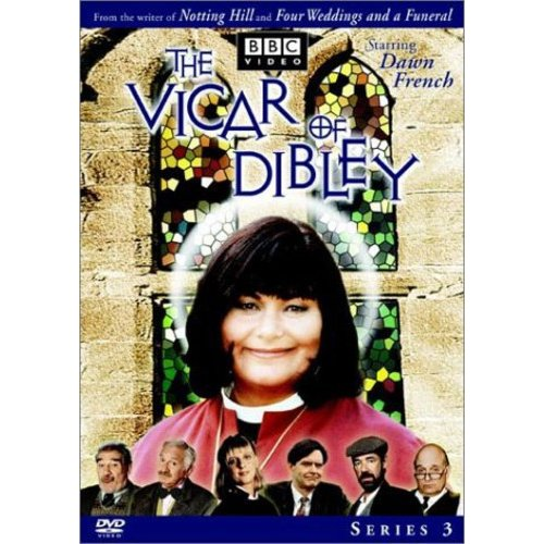 The Vicar Of Dibley: The Complete Series Three (Full Frame)