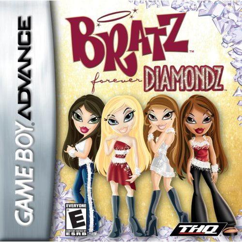 Bratz: Forever Diamondz (GBA)