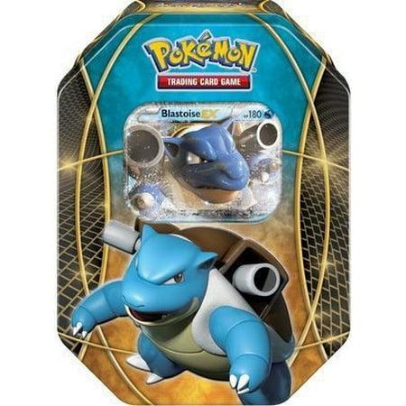 2016 Best of Pokemon Blastoise EX Collector's Tin