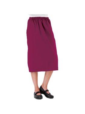 5c45a35158d Product Image White Swan Elastic Waist Scrub Skirt