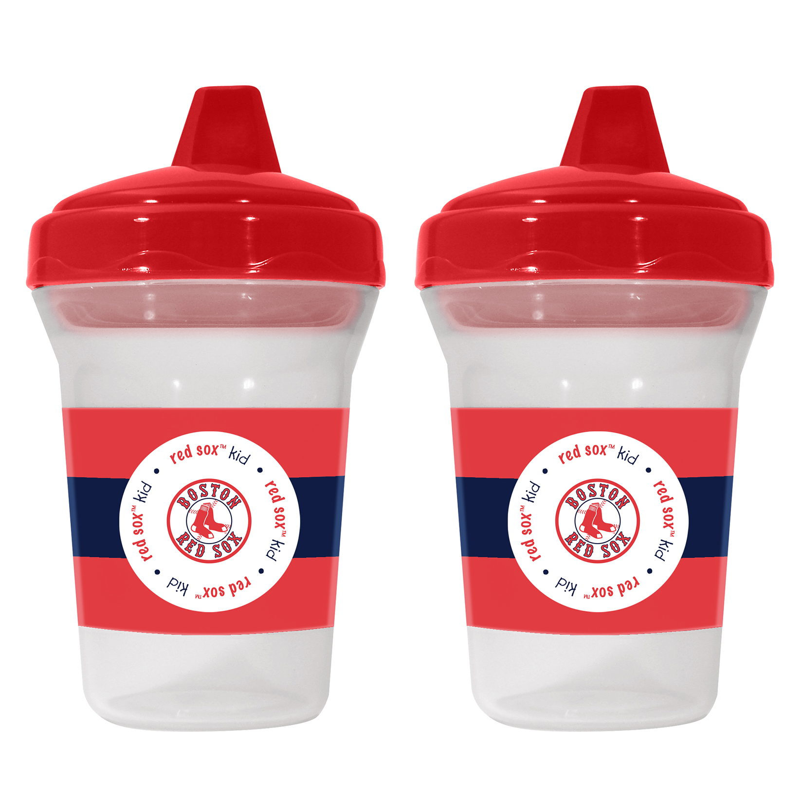 MLB Boston Red Sox 2-Pack Sippy Cups