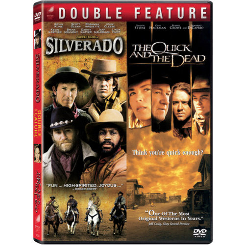 The Quick And The Dead / Silverado (Double Feature) (Widescreen)