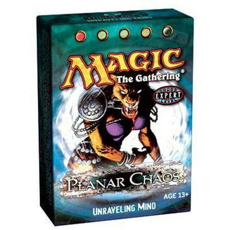 MtG Planar Chaos Unraveling Mind Theme Deck Planar Chaos Single Card