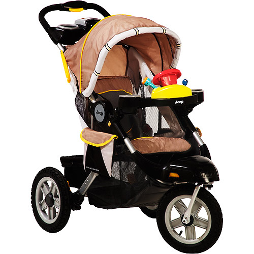 Dutailier Jeep  -  Liberty Limited Standard Stroller