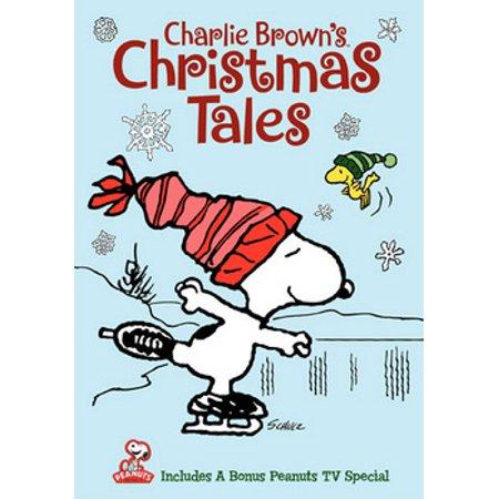 Peanuts: Charlie Brown's Christmas Tales (DVD) ()