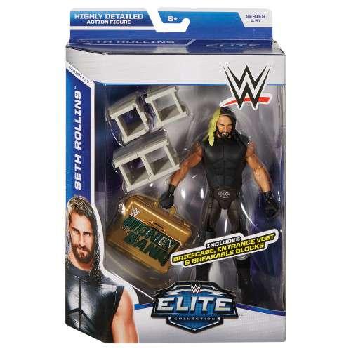Mattel WWE Elite Collection Series #37 -Seth Rollins