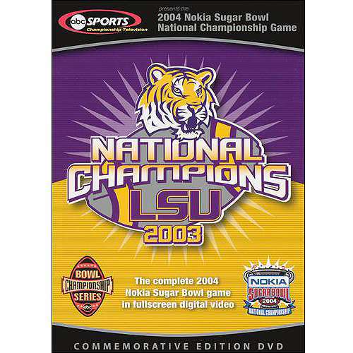 The 2004 Nokia Sugar Bowl National Championship (Commemorative Edition)