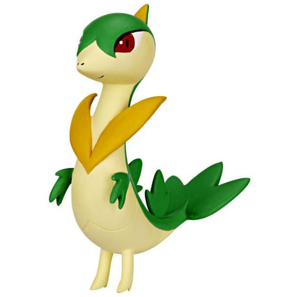 Pokemon Series 3 Basic Servine Figure