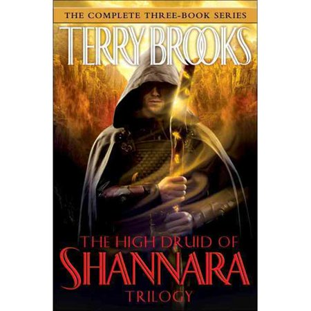 The High Druid of Shannara Trilogy by