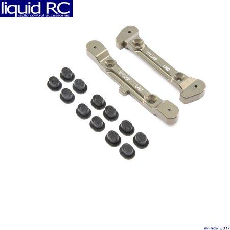 Pivot Insert (Team Losi Racing Offset Adjustable Rear Pivot Brace with Inserts: 8 4.0 Tuning Kit,)