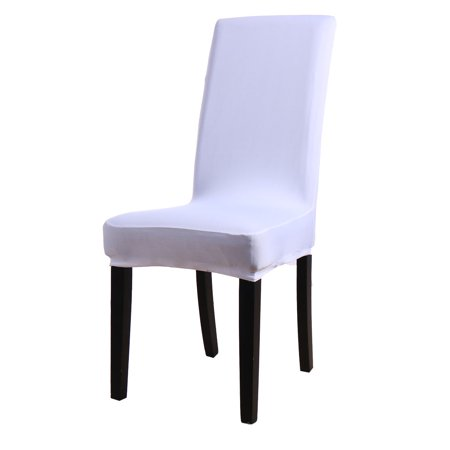 Spandex Stretch Washable Dining Stool Chair Cover Protector Slipcover ()