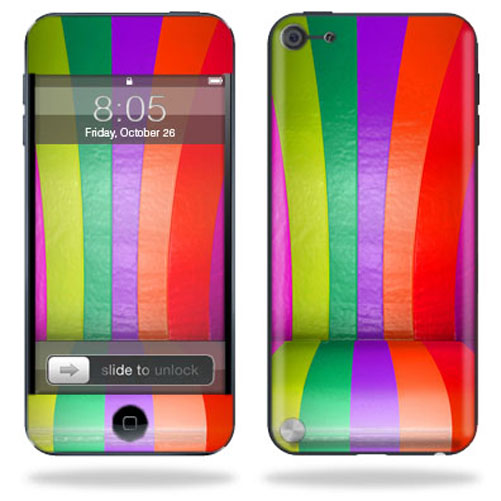 Mightyskins Protective Skin Decal Cover for Apple iPod Touch 5G (5th generation) MP3 Player wrap sticker skins