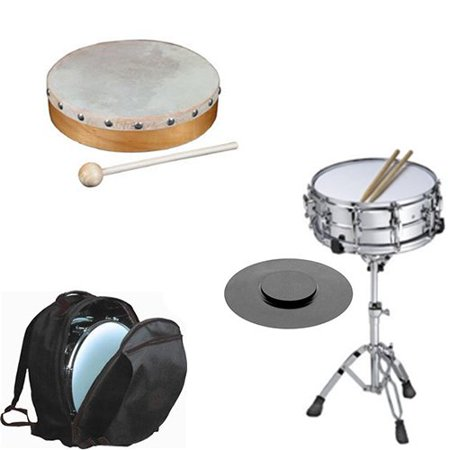 Band directors choice complete student snare drum kit w for Yamaha student bell kit with backpack and rolling cart