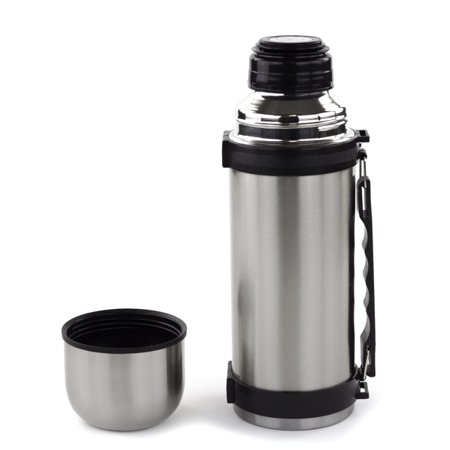 32 Oz Stainless Steel Vacuum Thermos - Portable Insulated Travel Flask