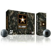 Bridgestone E6 Army Golf Balls 2015