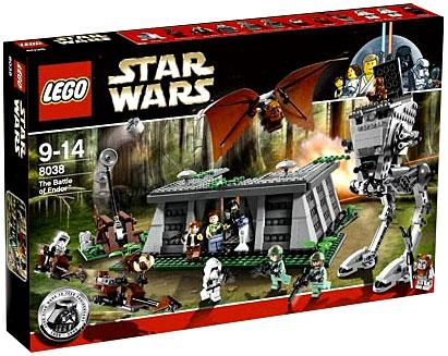 Lego Star Wars The Battle of Endor by OTC