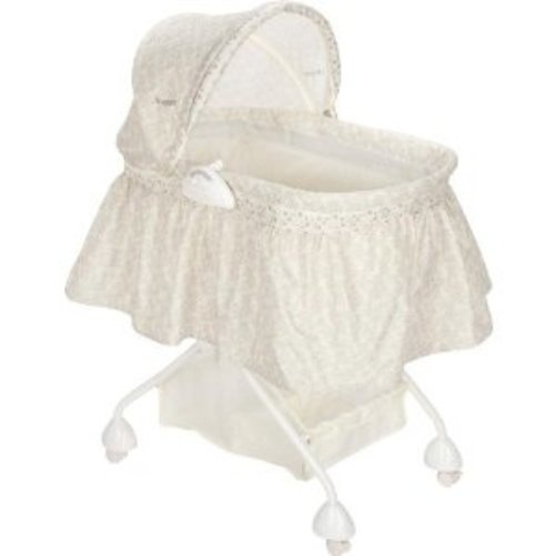 TOMY The First Years 4-in-1 Sleep System Bassinet, Ivory ...