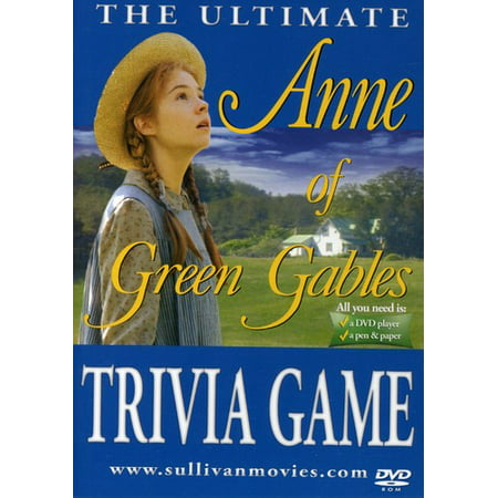 Halloween Movies Trivia (The Ultimate Anne Of Green Gables Dvd Trivia)
