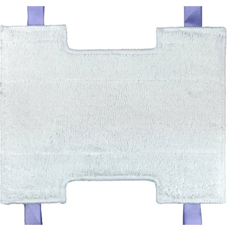 Eshoppercity Replacement Pads for Shark Dust Away Floor Microfiber Mop Pad P200W HV300 Pack 3/6 NV650, NV651, NV652, NV750W, NV751, NV752, NV755, UV795 DeluxePro Vacuum