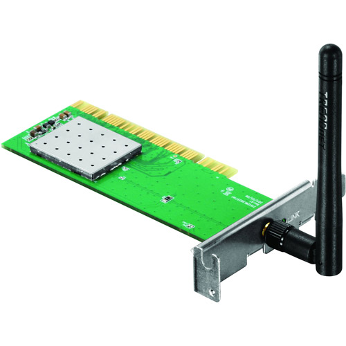 TRENDnet Low Profile 150Mbps Wireless N PCI Adapter