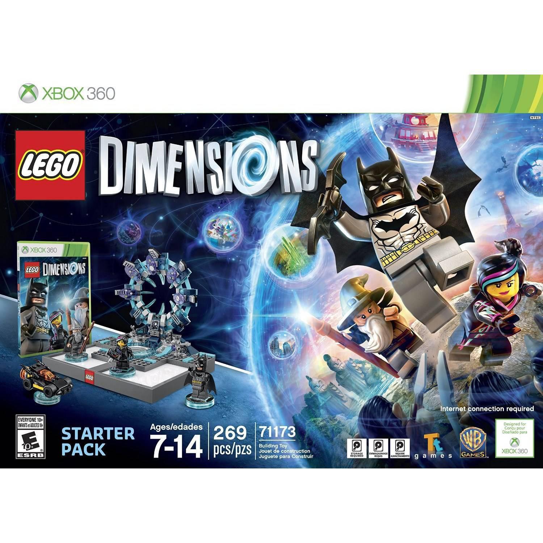 LEGO Dimensions Starter Pack (Xbox 360) - Walmart.com