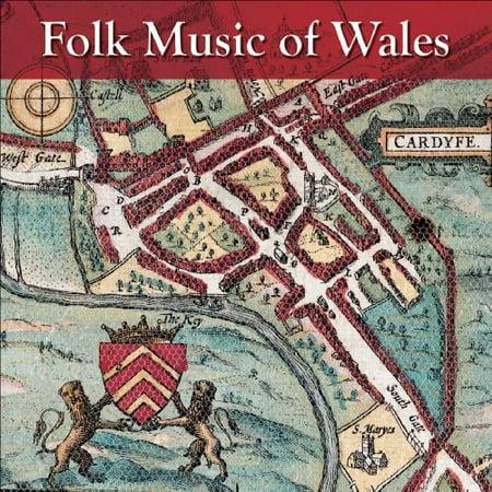 Folk Wood Music - Folk Music of Wales / Various